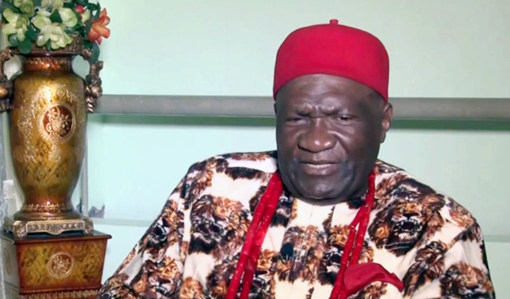 Nwodo is Ohanaeze boss