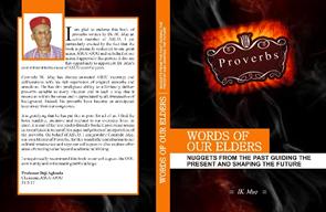 Igbo proverbs book