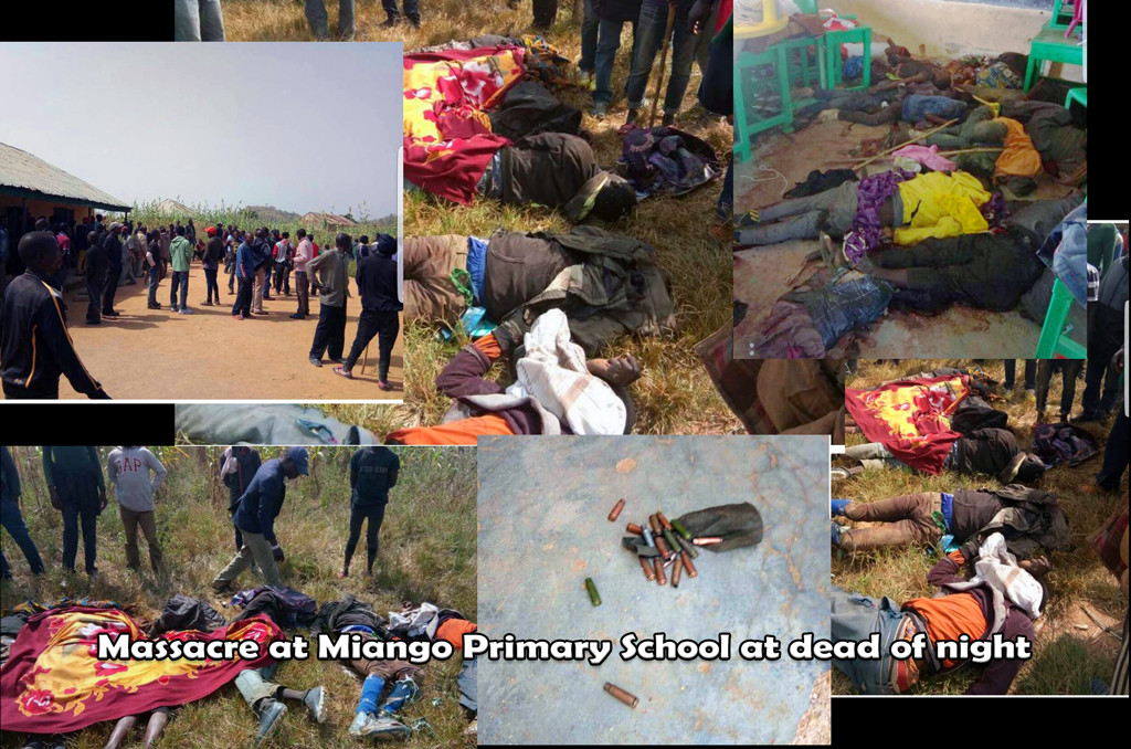 Fulani herdsmen & Nigeria Army are birds of a feather