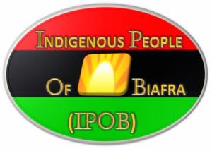 IPOB badge