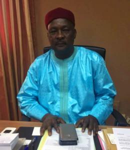 Niger's defense boss