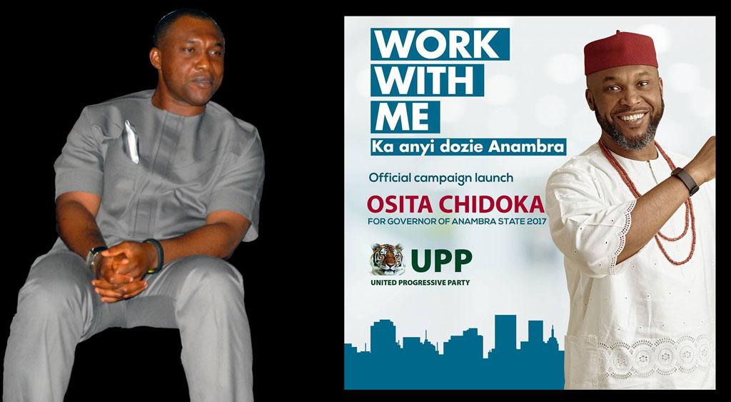 Chidoka for governor