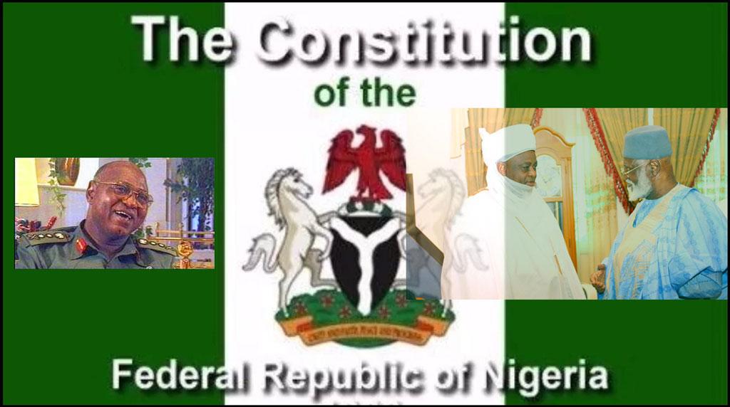 1999 Constitution is fraudulent