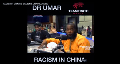 Chinese economic imperialism & racism