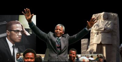 Patron saints for African redemption