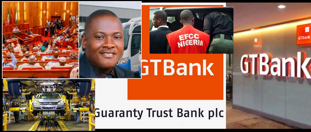 GTB in cahoots with EFCC
