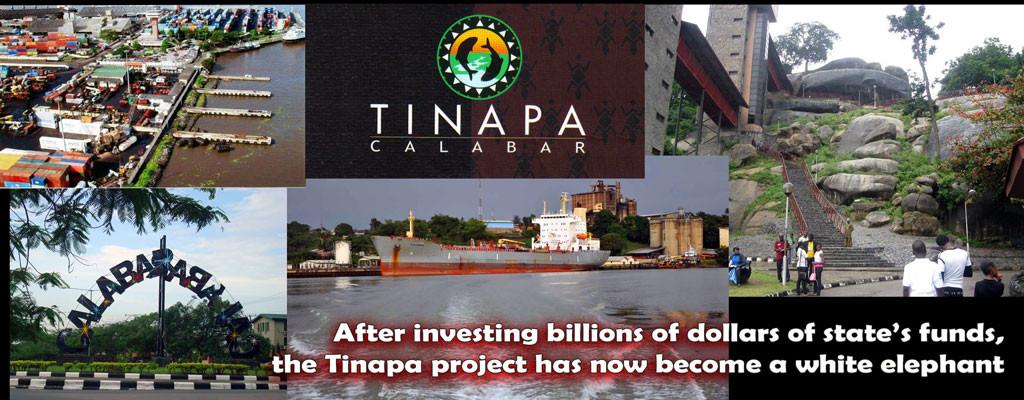 Tinapa is now a white elephant