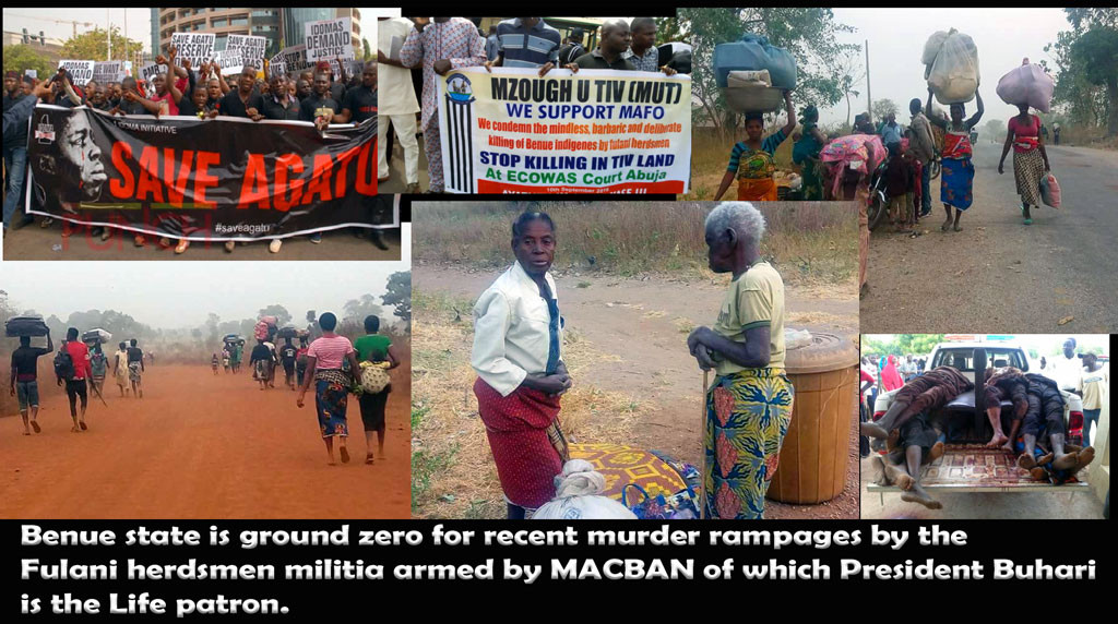Ethnic cleansing sponsored by MACBAN