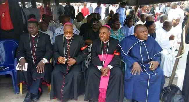 Priests of Benue assemble