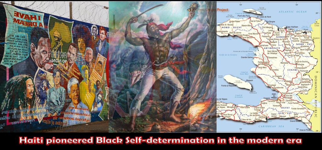 Haiti pioneered Black freedom