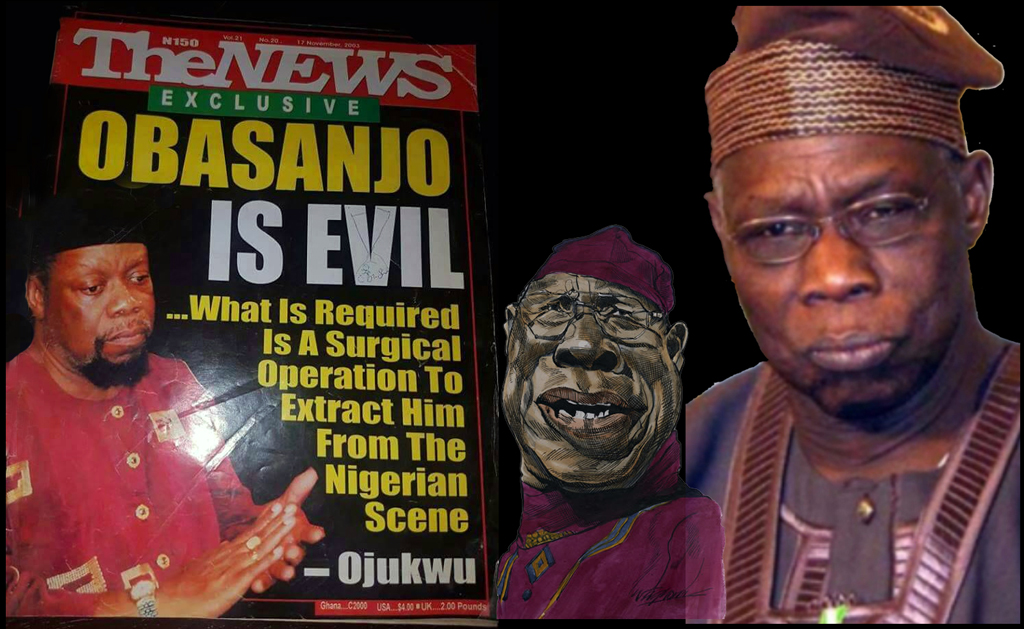 Obasanjo is Evil