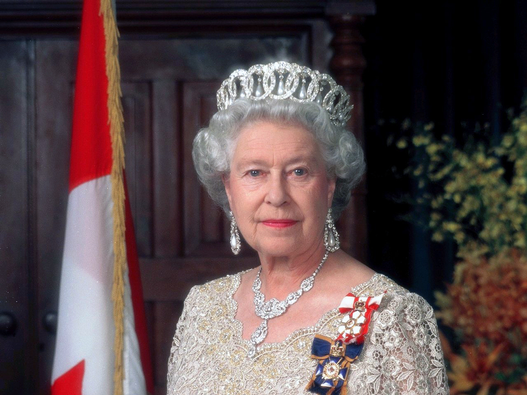 Her Royal Majesty, Queen Elizabeth II