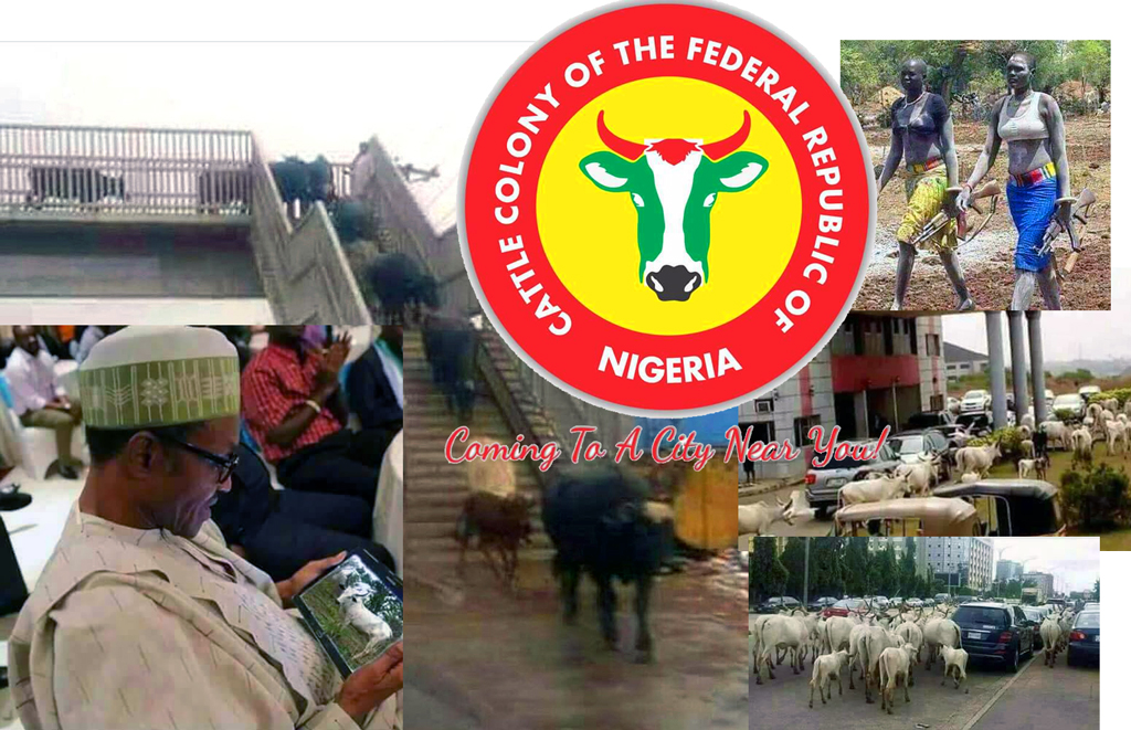 Cattle cabal enslaves Nigeria