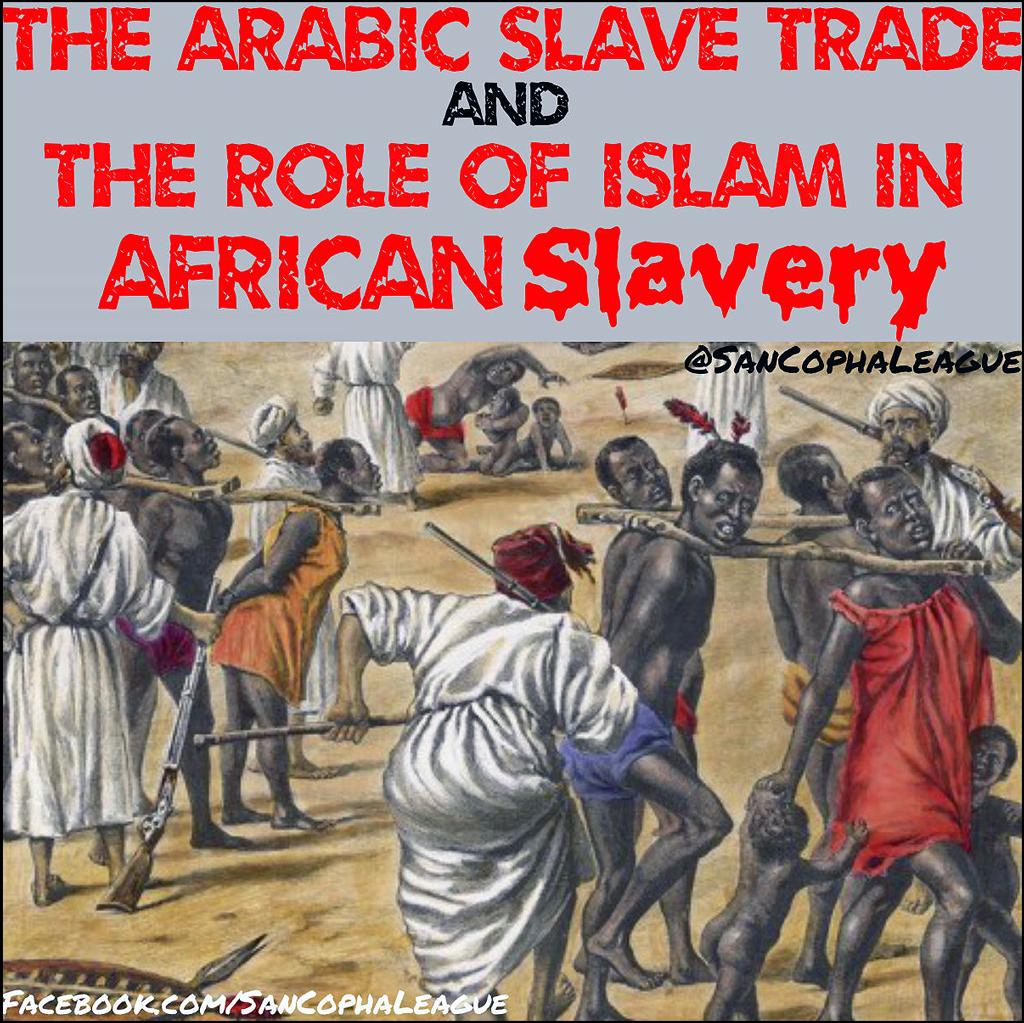 Jihad booty were sold into slavery