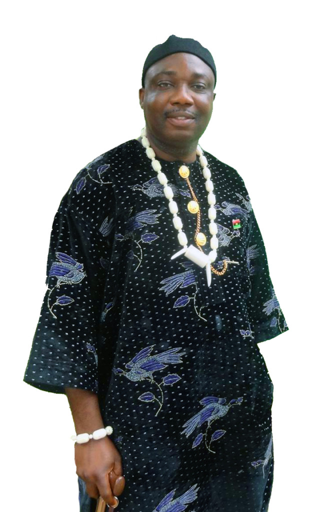 Dr. Iroanya is for Self-determination