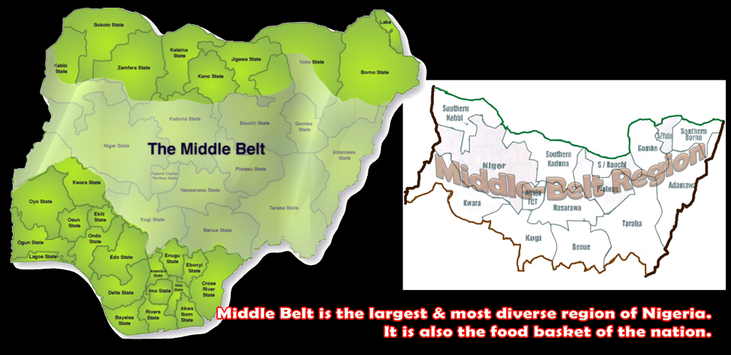 "No ""North"" without Middle Belt"