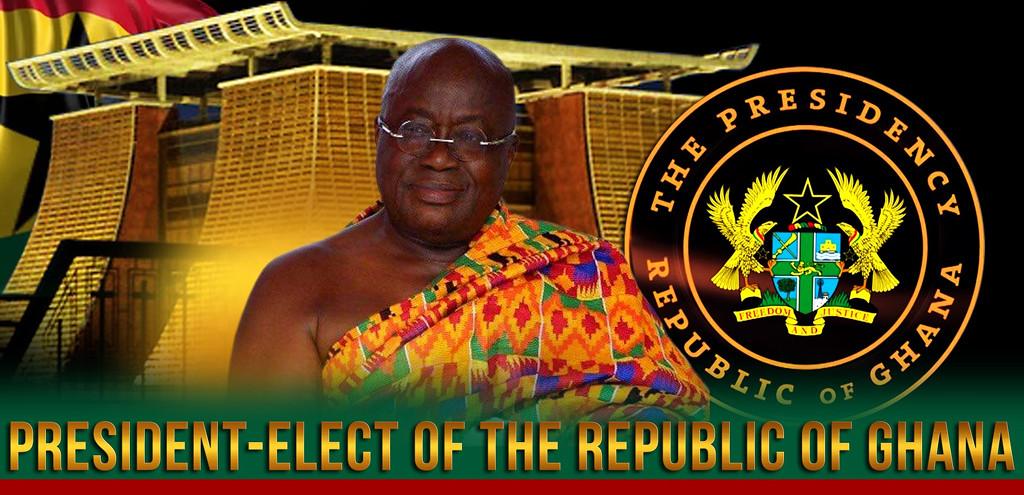 Leadership for a new Ghana