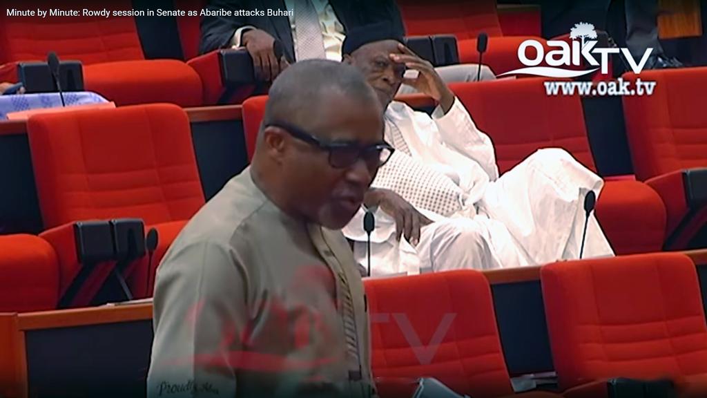 Totally incompetent Buhari