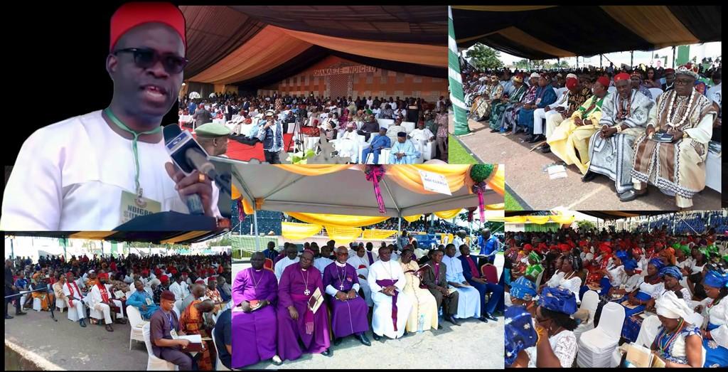 Ekwueme Square Declaration