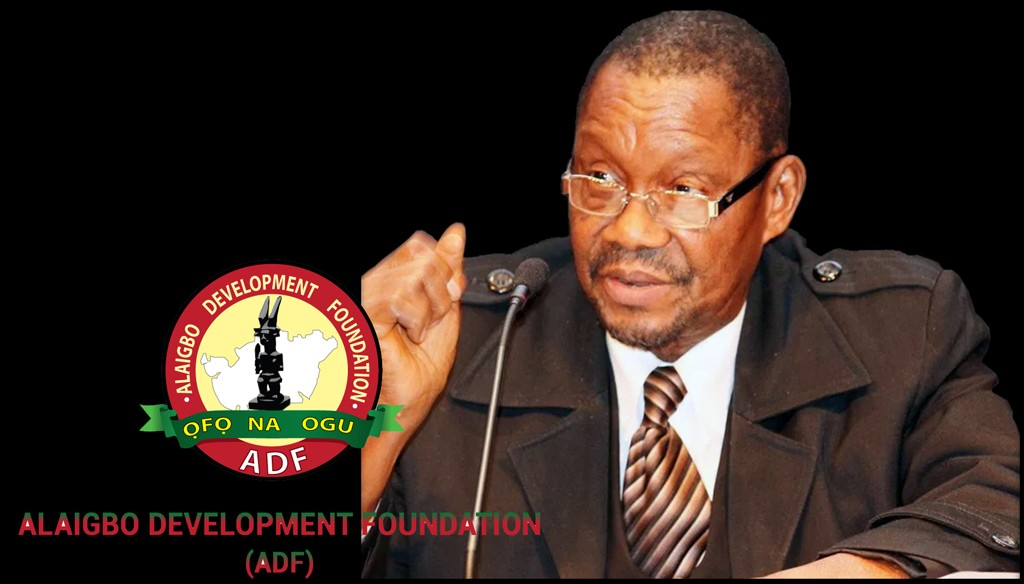 Prof. Nwala's ADF is 4