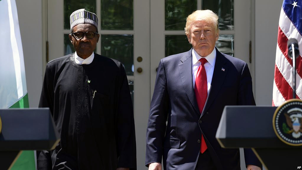 Trump & Buhari need each other