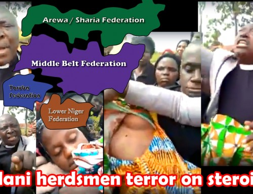 Christian Pastor Killed Together with Wife & Children by Fulani Herdsmen in Middle Belt – Laments Clergyman