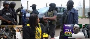 DSS is Buhari's Gestapo