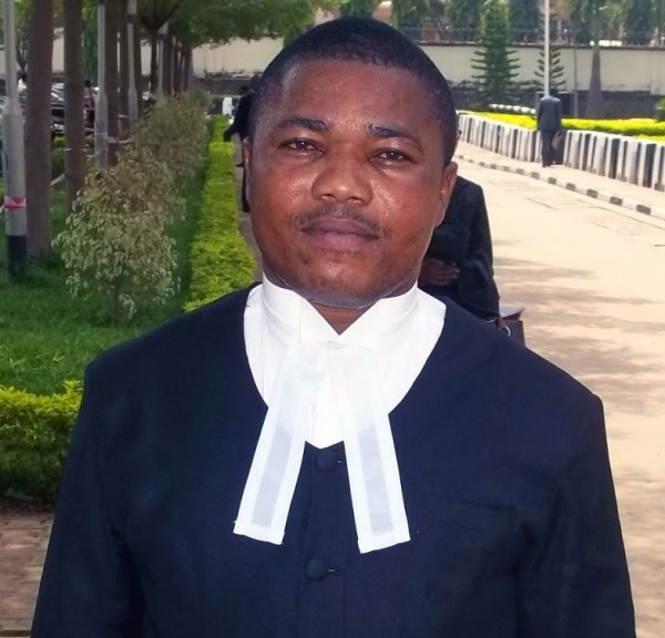 Nnamdi Kanu's lawyer