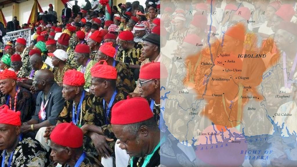 Ozo Ndiigbo convened.