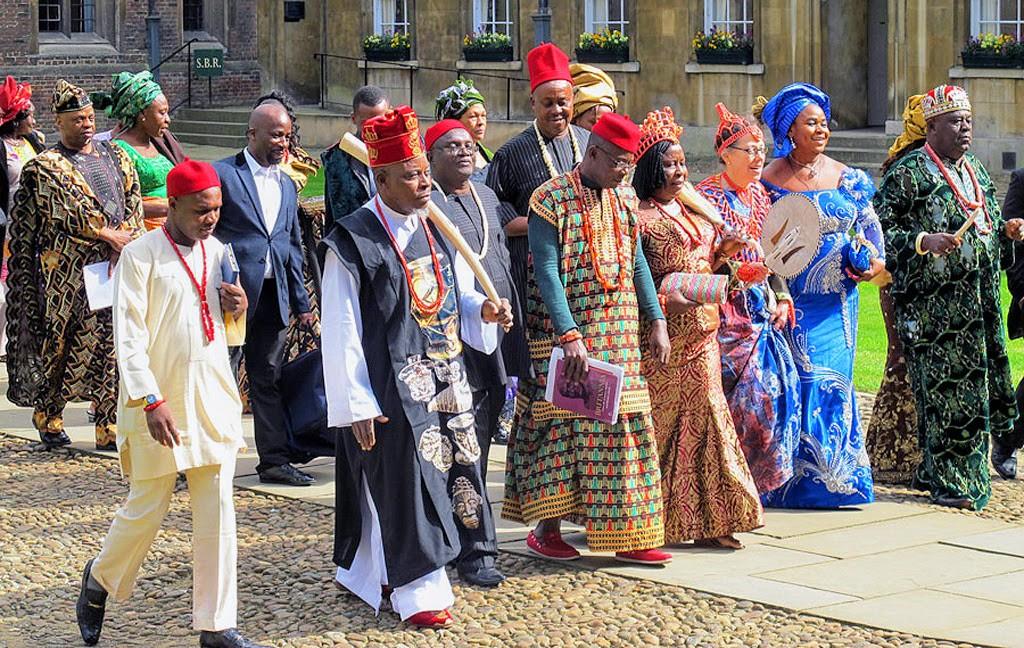 Odogwu of Ibusa