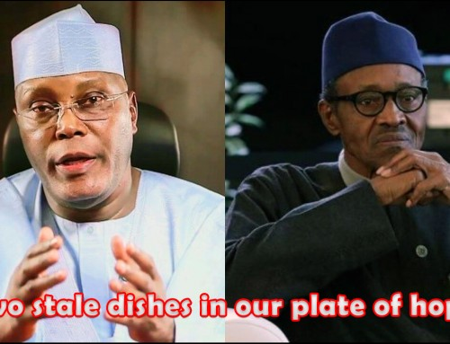 Nigeria Chooses & Eats What Nauseates It – Calmly Without Throwing Up. But, for How Long?