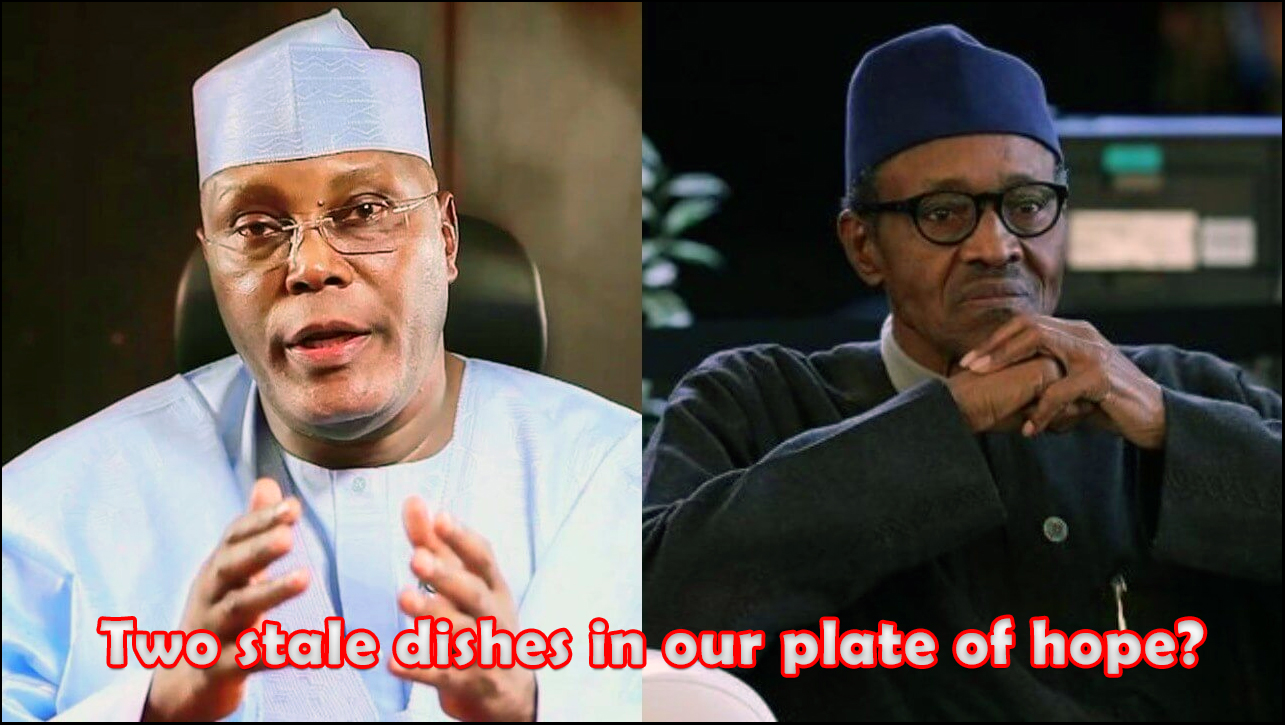 Two birds of a Fulani feather