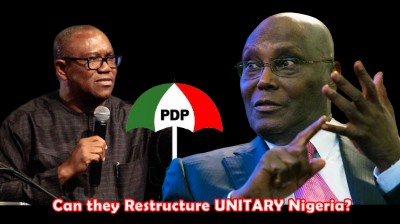 Can Atiku/Obi Restructure?