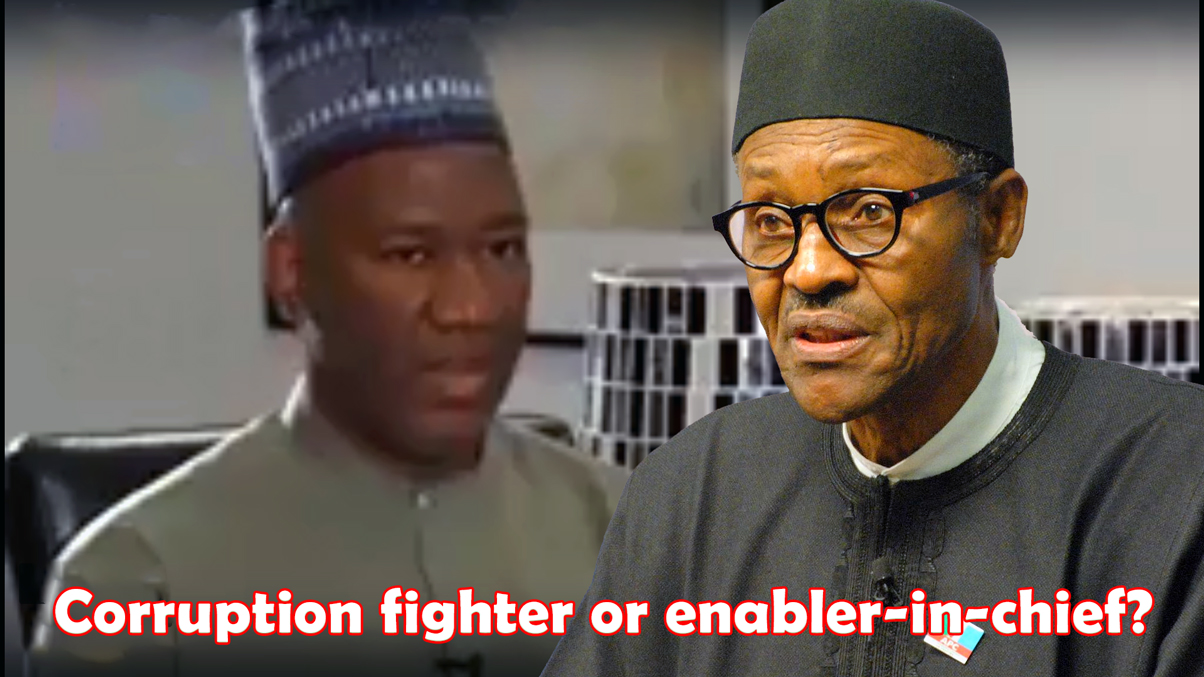 Buhari the corrupter