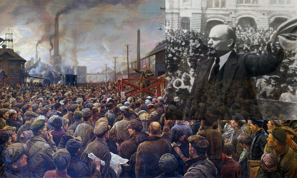 Lenin was father of communist Russia.