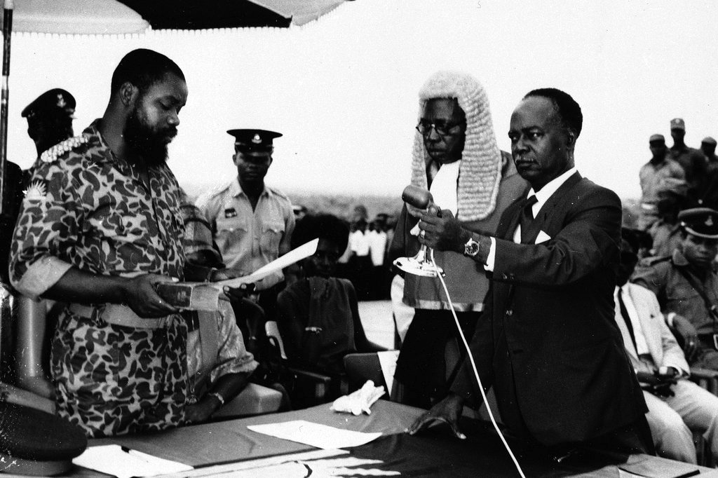 Ojukwu is the quintessential Biafran.