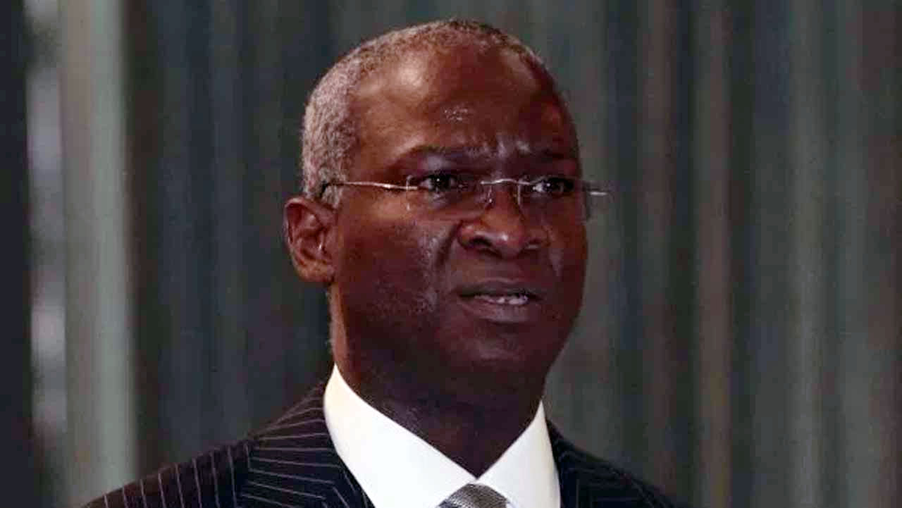 Alhaji Fashola of Lagos