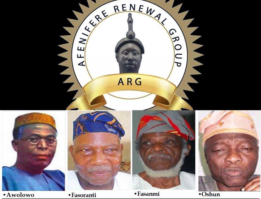 Afenifere is Yoruba