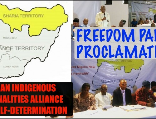 """Biafra Merchants"" Are Destroying the Multiregional Alliance Built by LNC & Its MNN Alliance Partners in Yorubaland and Middle Belt – Nnadi"