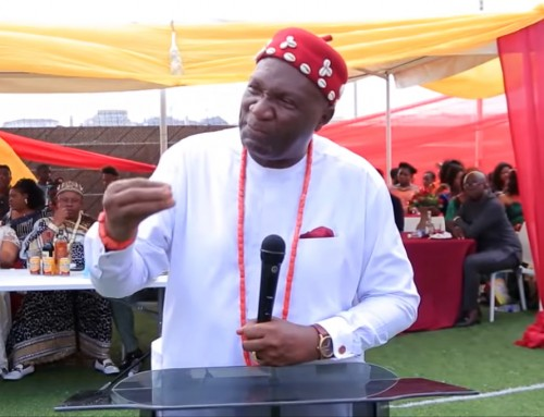 Ohanaeze Boss Offers the Rationale Behind Endorsement of Atiku/Obi Ticket in 2019 Elections by Coalition