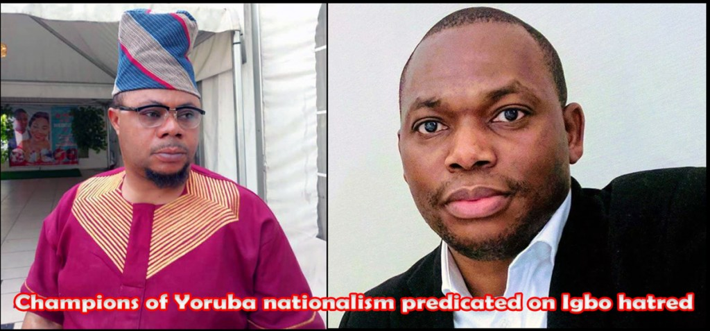 Igbo bashing vs. Yoruba nationalism