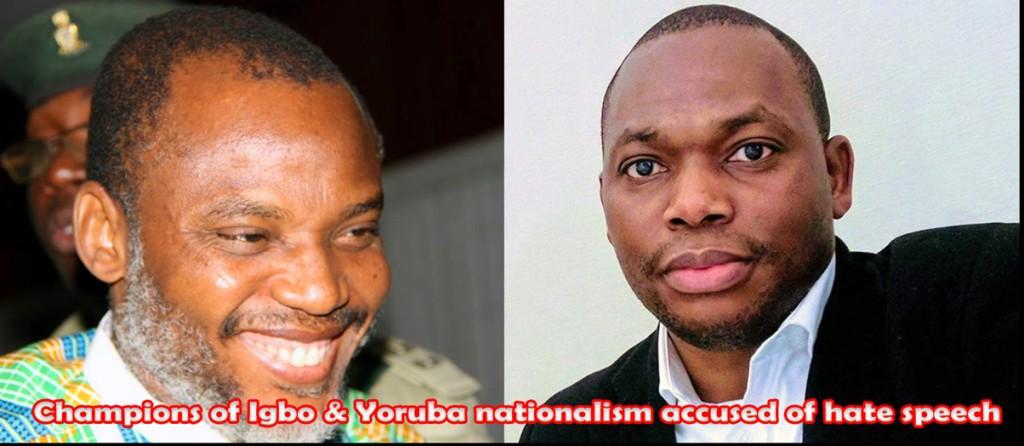 Nnamdi Kanu & Adeyinka Grandson