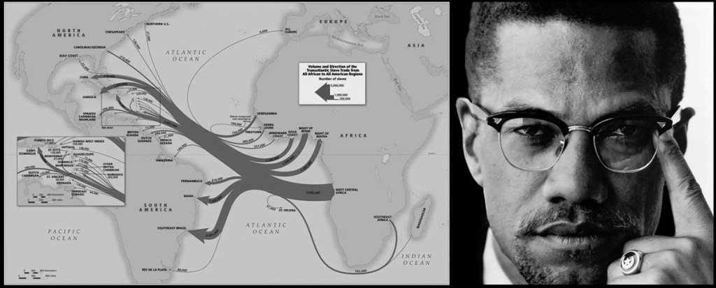 Malcolm X was premier Africanist ideologue
