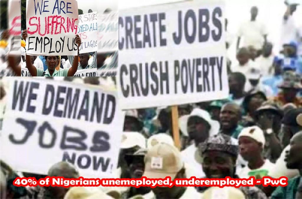 unemployment - underemployment