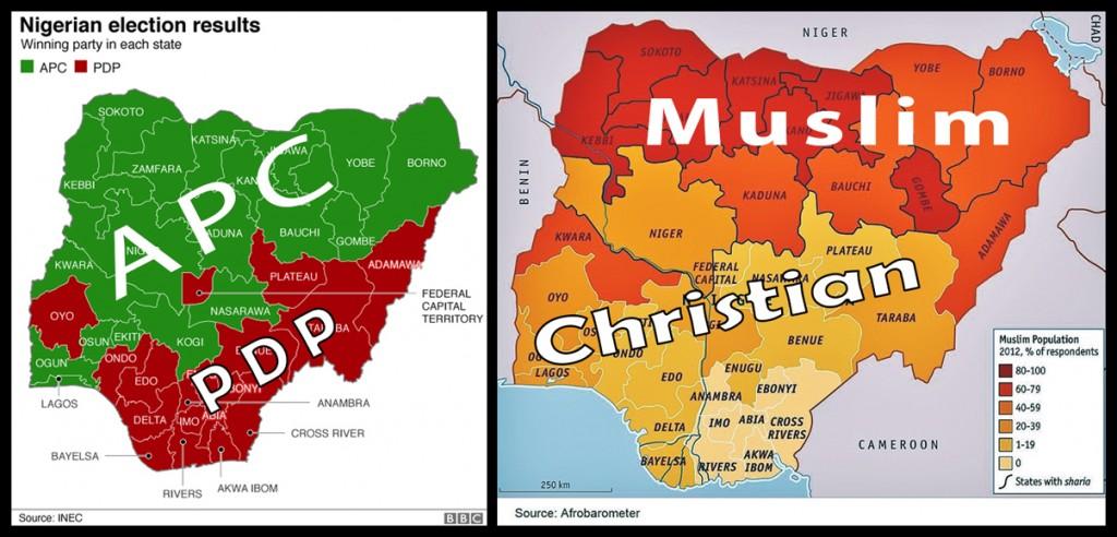 Religion & politics go together