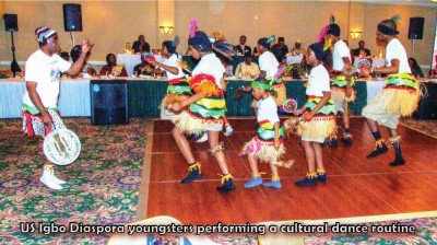 US Igbo Diaspora is at home