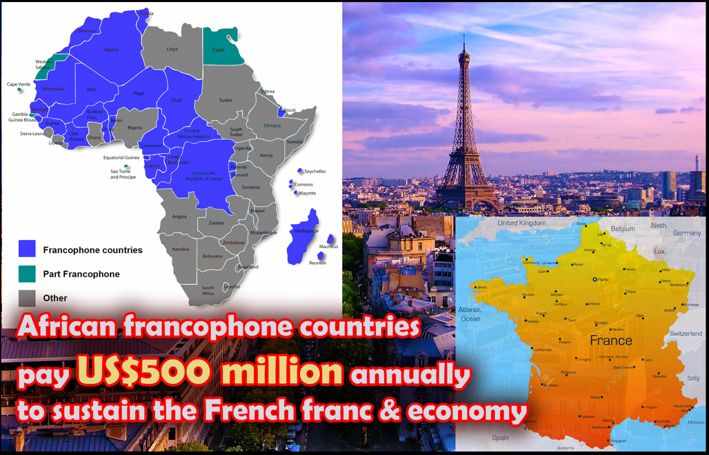 neocolonialism with a french flavor