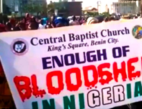 Don't Ask President Buhari to Stop the Genocide on Middle Belt Christians Because He'll Not; the Army, Police Are in Collusion