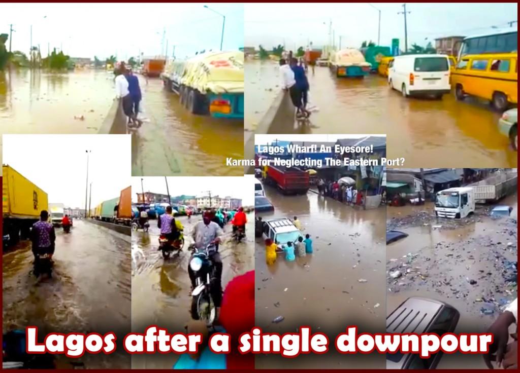 Lagoa is a glorified slum