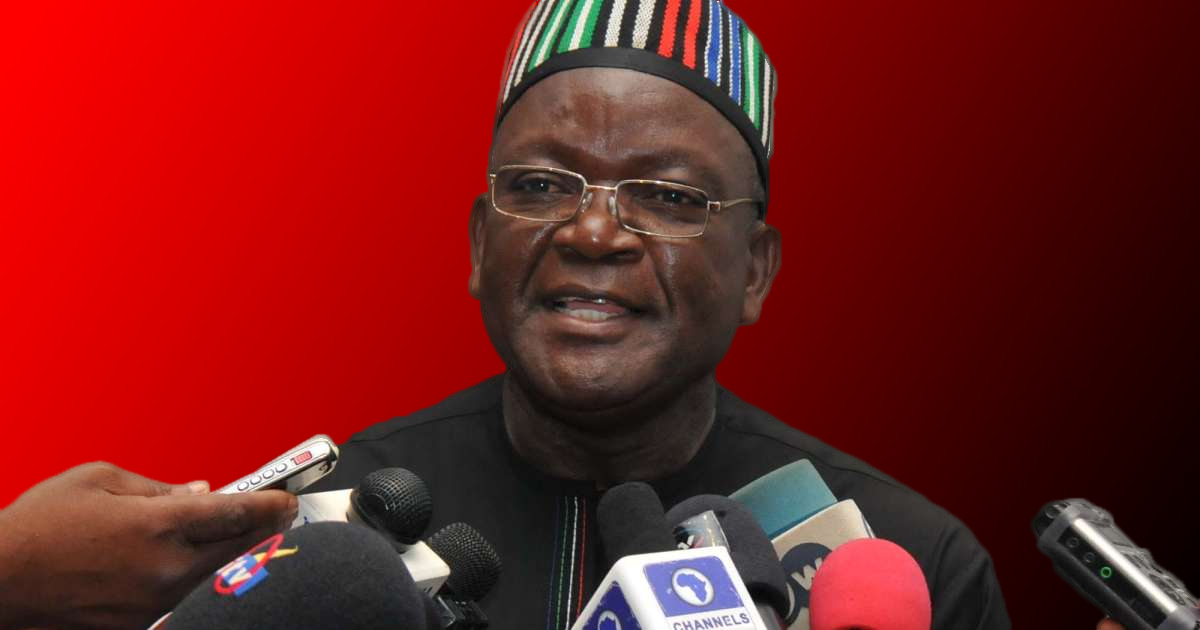 Samuel Ortom for New Benue